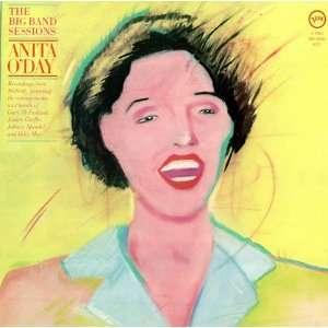 The Big Band Sessions Anita ODay Music