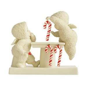 Department 56 Snowbaby Candy Stripers: Home & Kitchen