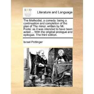 epilogue. The third edition. (9781170457870) Israel Pottinger Books