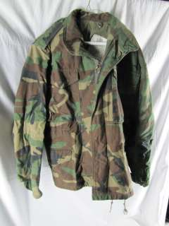 US Air Force USAF Field Jacket Coat  Camo  Fast USA Shipper