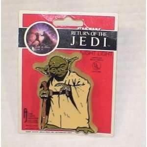 Vintage 1983 Star Wars Yoda Night Light Toys & Games