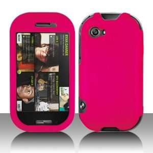 Rubberized Snap on Hard Protective Cover Case for Sharp Kin 2 Kin Two
