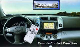CAR REAR VIEW/REARVIEW MIRROR 10.2 MONITOR REVERSE SENSORS & CAMERA
