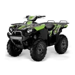 AMR Racing Kawasaki Brute force 650i 4x4 ATV Quad, Graphic