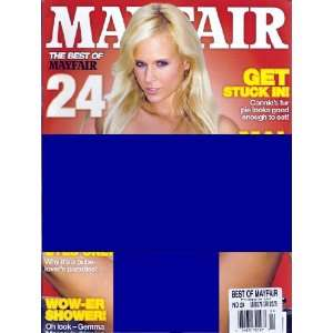 BEST OF MAYFAIR #24 (NUMBER 24): MAYFAIR MAGAZINE. PAUL RAYMOND: Books