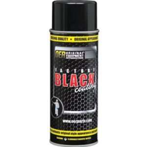 OER ENGINE PAINT GLOSS BLACK CASE OF 6 Automotive