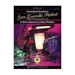 Standard of Excellence Jazz Ensemble Book 1, 1st Trumpet