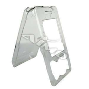 Sony Ericsson W580, W580i Transparent Clear Crystal Snap on Cover Case