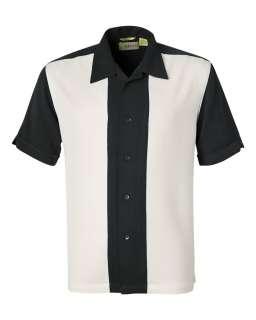Cubavera Bedford Camp Shirt CHARLIE SHEEN SMALL