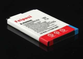 Feipusi Long lasting High power capacity battery