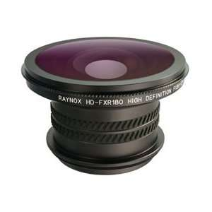 New HD FXR180 High Vision 180 degree Fish Eye Conversion
