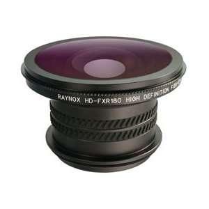 New HD FXR180 High Vision 180 degree Fish Eye Conversion