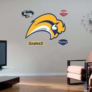 Buffalo Sabres Team Logo Fathead Wall Sticker  Sports