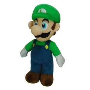 Super Mario Brothers Luigi Plush Toy Toys & Games