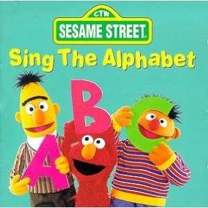 Sing the Alphabet (Blister) Sesame Street Music