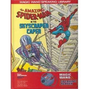 The Amazing Spider Man in the Skyscraper Caper (Book Only