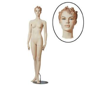Female Designer Mannequin Display Flesh Tone NEW FJL16