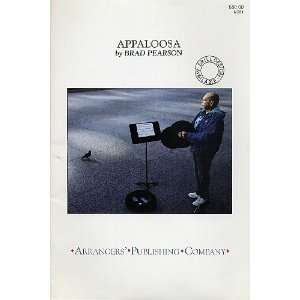 Appaloosa (Marching Band Format: Sheet Music Folio with