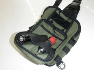 Concealed Carry Tactical Holster Pack OD GREEN