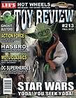 Lees Action Figure News & Toy Review #213 Star Wars/Yoda/GI Joe/Green