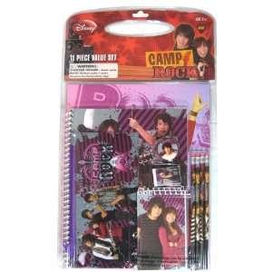 Camp Rock 11 Piece Value pack in bag w/header Case Pack 24