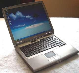 WIRELESS DELL LATITUDE D510 LAPTOP LOADED WIFI COMPUTER