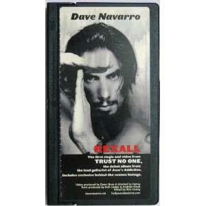 Dave Navarro   Rexall (Video Single): Dave Navarro, Honey