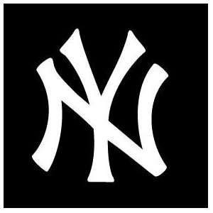 New York Yankees Auto Car Wall Decal Sticker Graphic