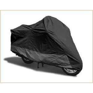XXL Beverly Bay Black Sable Largest Touring Cruiser Motorcycle Cover