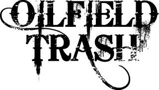 Oilfield Trash Roughneck Stickers Decals Pick Color
