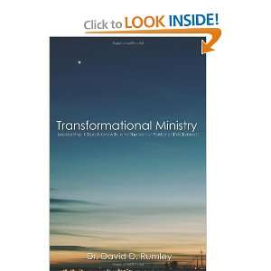 Impact On Church Effectiveness (9781105116520): David Rumley: Books