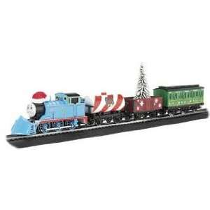 Bachman   Deluxe Thomas Holiday Special Train Set, HO