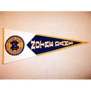 Notre Dame Fighting Irish (University of)   NCAA Classic Vert. Seal