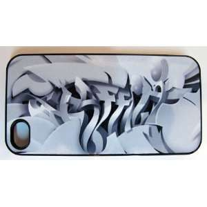 Graffiti in 3D Designed By Graffiti and Pop Art Artist Erni Vales