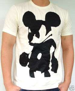 Evil Devil MICKEY Classic 80s VTG Punk Rock T Shirt M