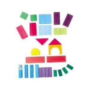 Holz Design   30 Piece Wood Classical Building Blocks Toys & Games