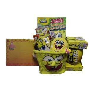 Spongebob Squarepants Ultimate Gift Basket   Perfect for Birthdays