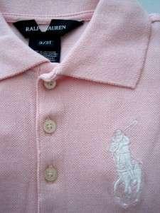 SALE New Girls Ralph Lauren designer Polo top shirt