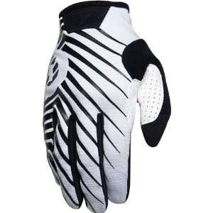 SixSixOne 401 Chevron Adult Dirt Bike Motorcycle Gloves w
