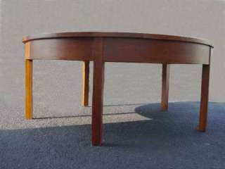 6Ft Vintage Solid Wood Dining Table