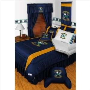 Bundle 10 University of Notre Dame Fighting Irish Sidelines Bedding