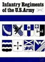 US Army Infantry Regiments Insignia DI DUI WWII Vietnam