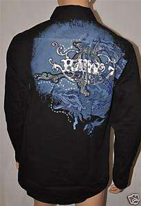 Raw 7 Dragon Long Sleeve Shirt size XL NEW