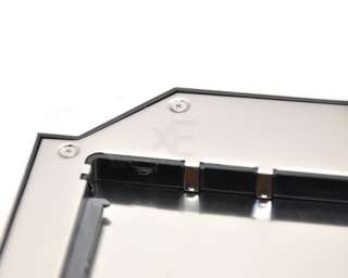 New 2nd HDD hard drive caddy SATA for Apple MacBook pro