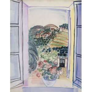 Hand Made Oil Reproduction   Raoul Dufy   24 x 32 inches