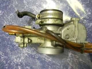 KTM 250 SX CARBURETOR KEIHIN 38MM PWK CARB GAS 300 EXC MXC
