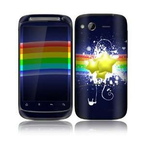 Rainbow Stars Design Decorative Skin Cover Decal Sticker