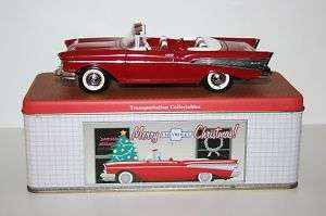 EASTWOOD CHRISTMAS 57 CHEVY ROADSTER 1957 CHEVROLET