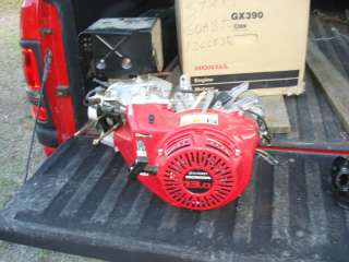 Honda 13.0 HP Engine, GX 390, Complete, Elect. Start, Number 12