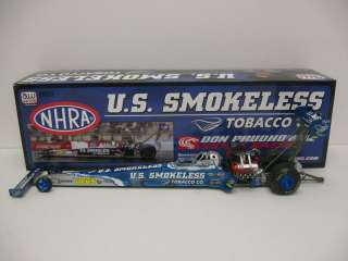 2009 SPENCER MASSEY/DON PRUDHOMME US TOBACCO T/F 1:24